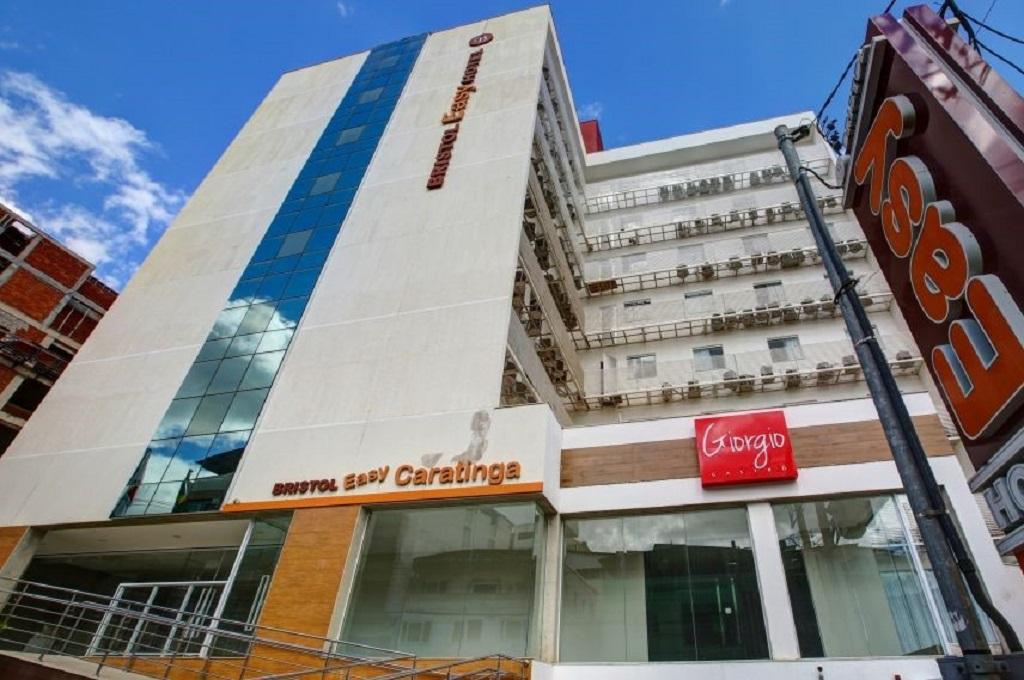 Bristol Easy Caratinga, em Minas Gerais