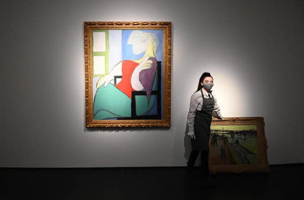 Obra de Picasso é vendida por US$ 103 milhões