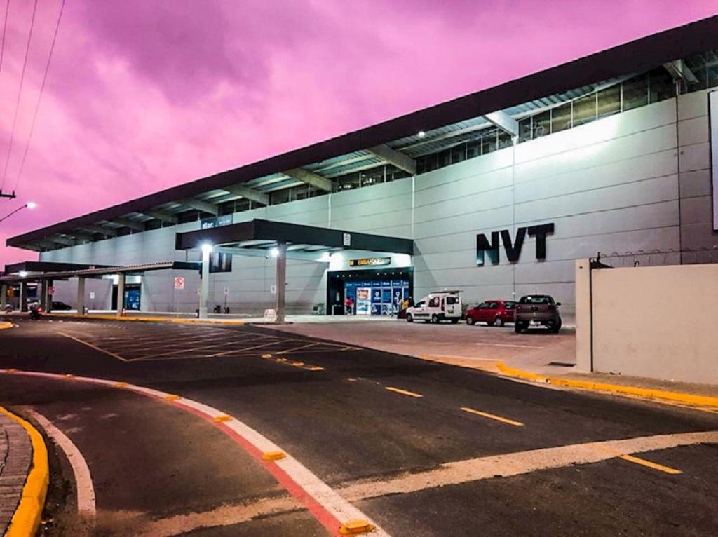 Entregue a ampliação do Aeroporto de Navegantes