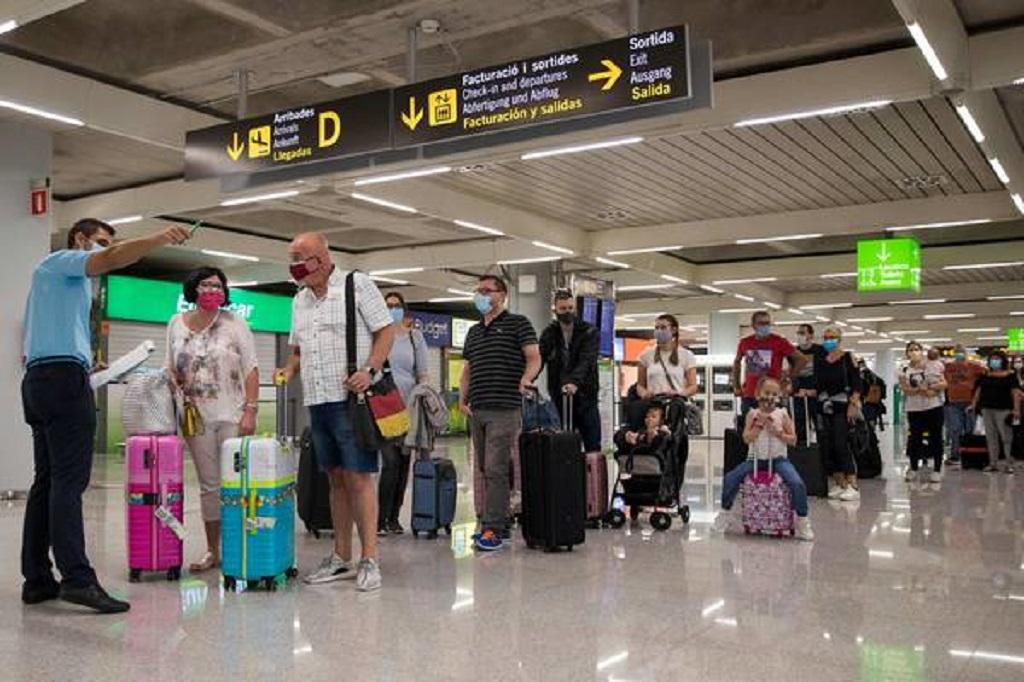 Turistas de países de baixo risco poderão viajar à UE