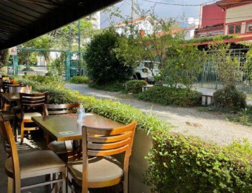 Restaurante Mangaba para explorar os sentidos