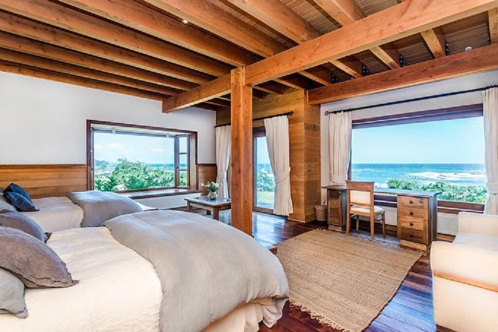 Explorar a Patagônia em jato de luxo e resort ecológico
