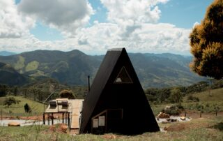 Nomad Place, cabanas para se hospedar na Serra da Mantiqueira