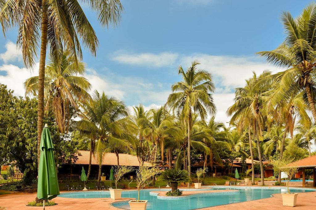 Eco Resort Foz do Marinheiro, às margens da represa Água Vermelha