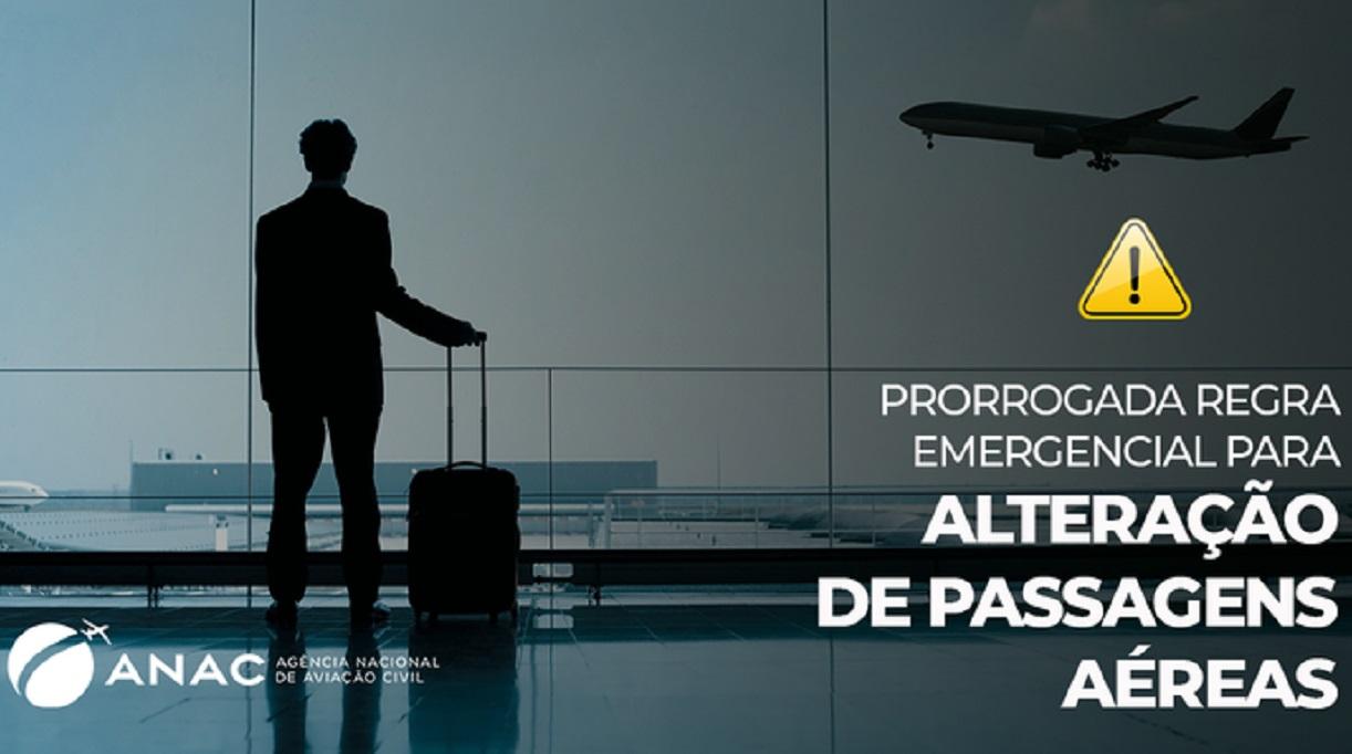 Diário Oficial publica regras de reembolso de passagens aéreas