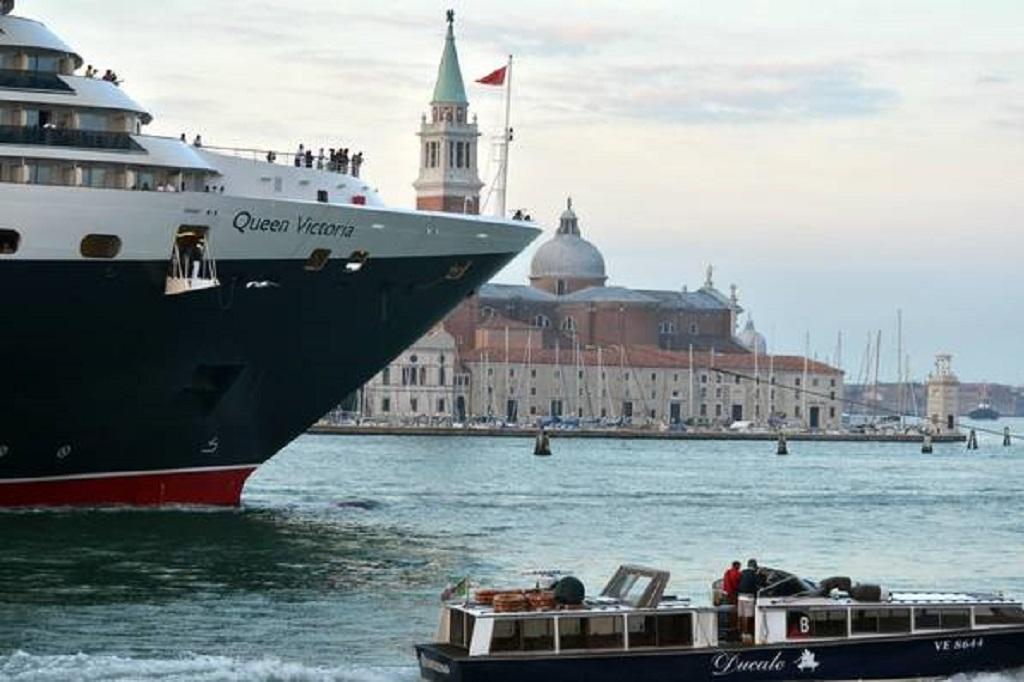 Unesco aprova proibição de cruzeiros no centro de Veneza