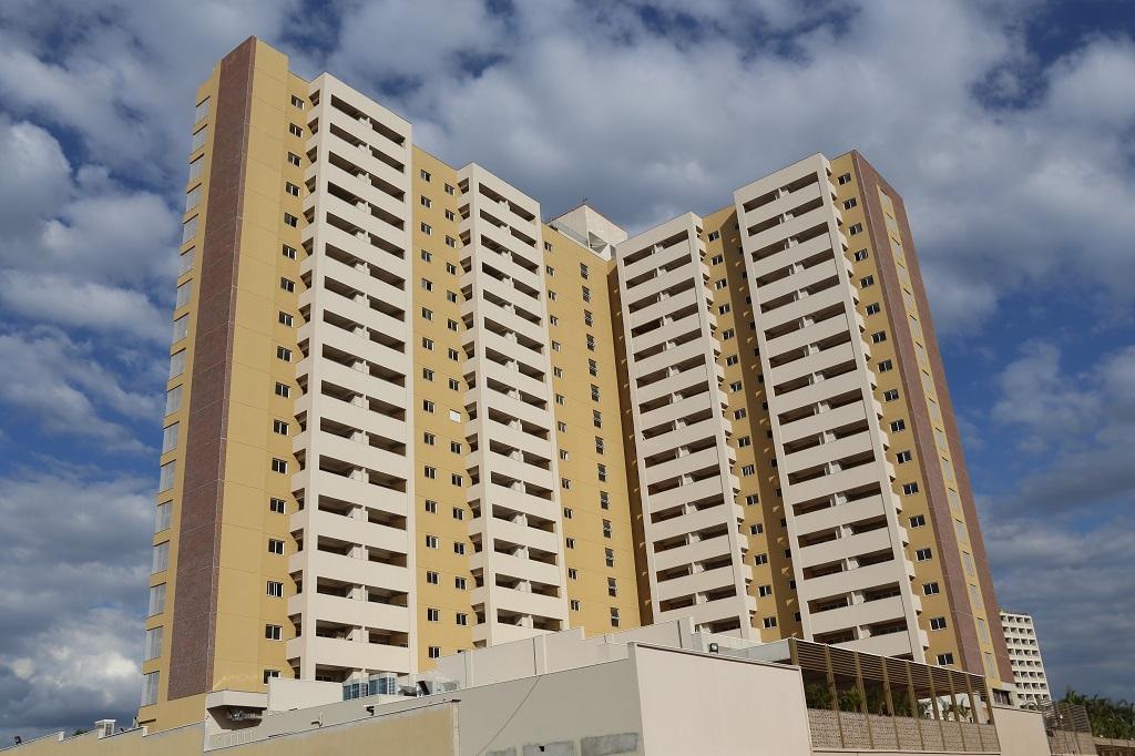Hot Beach Suites, em Olímpia, inaugurado com 442 apartamentos