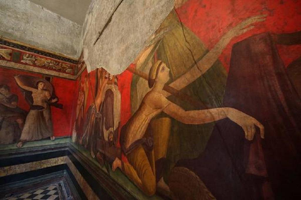 Vila dos Mistérios e Lupanar abertos em Pompeia