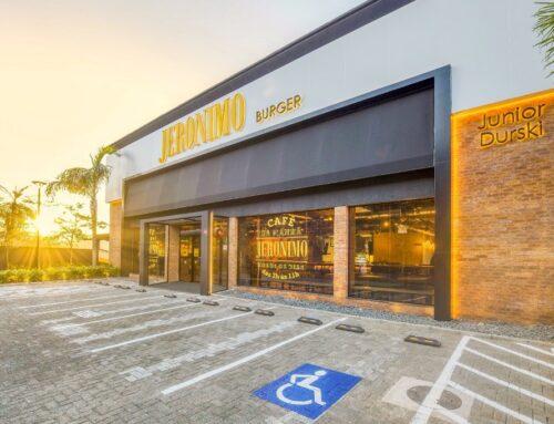 Jeronimo Burger inaugura loja em Santo Amaro, a 75ª