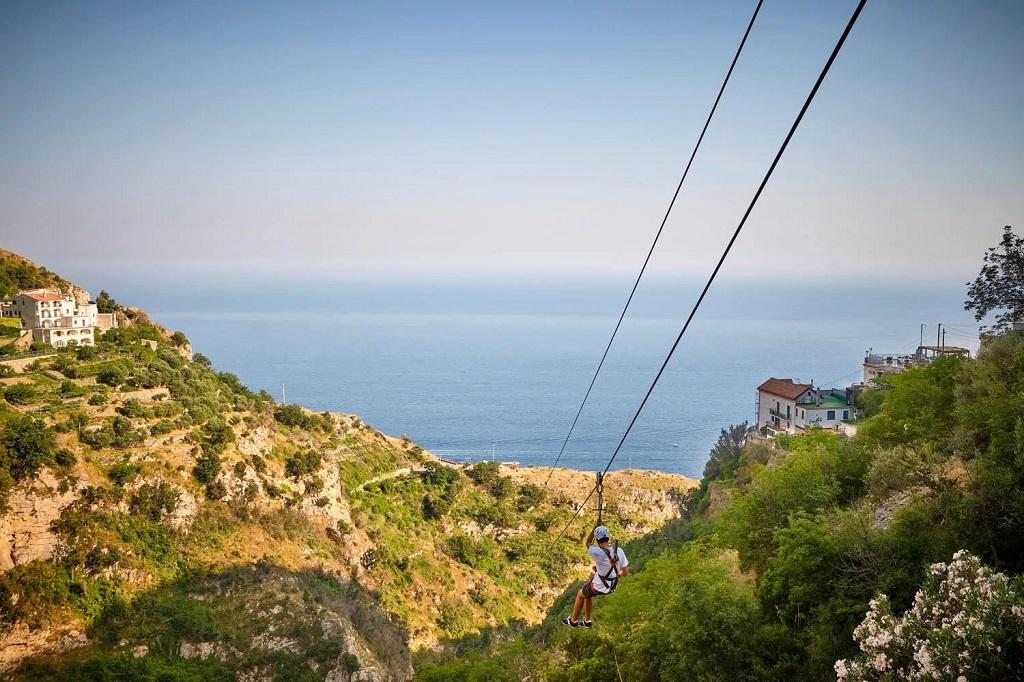 O outro lado da Costa Amalfitana: da montanha às grutas, as várias faces do ecoturismo amalfitano