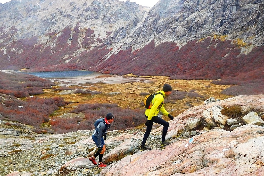 Bariloche: desafios em competições de verão
