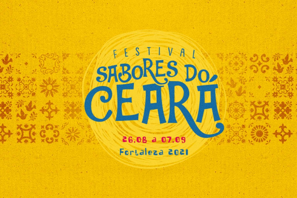 Festival Gastronômico Sabores do Ceará começa amanhã