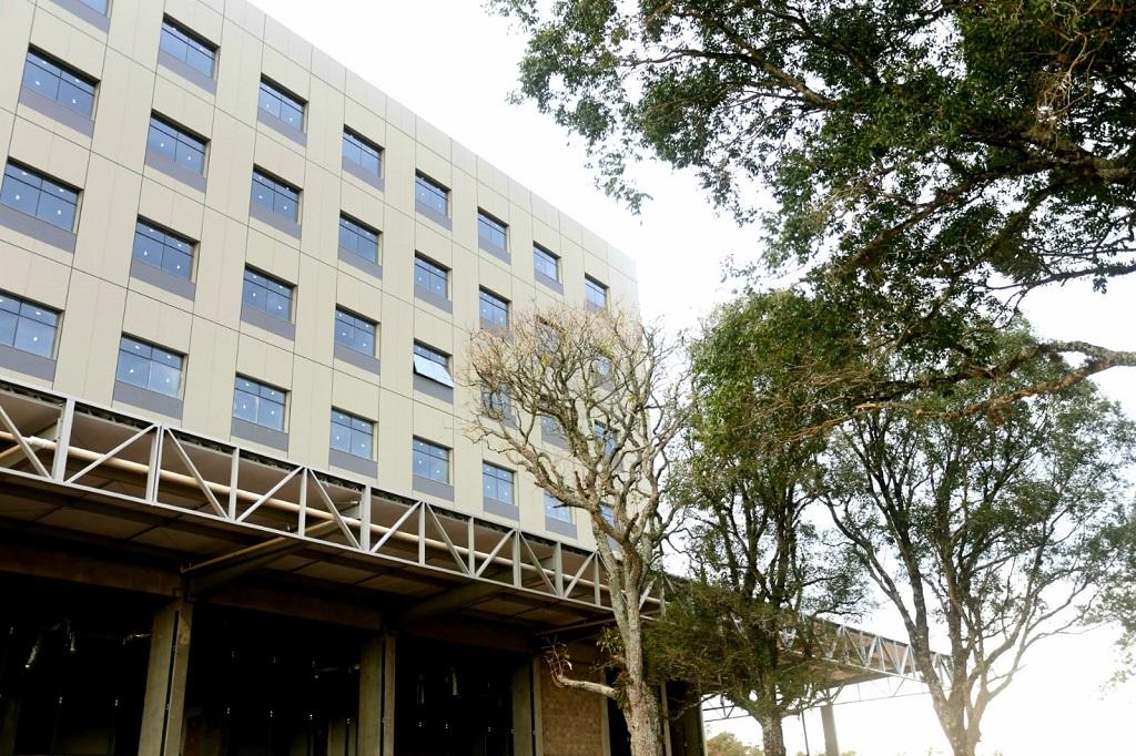 Hotel Axten, em Antônio Prado, Rio Grande do Sul