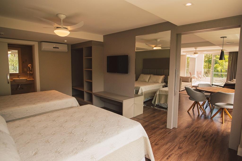 Hotel Renar, para fazer o check-in e relaxar