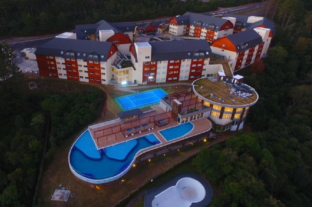 Golden Gramado Resort Laghetto inaugura em Gramado