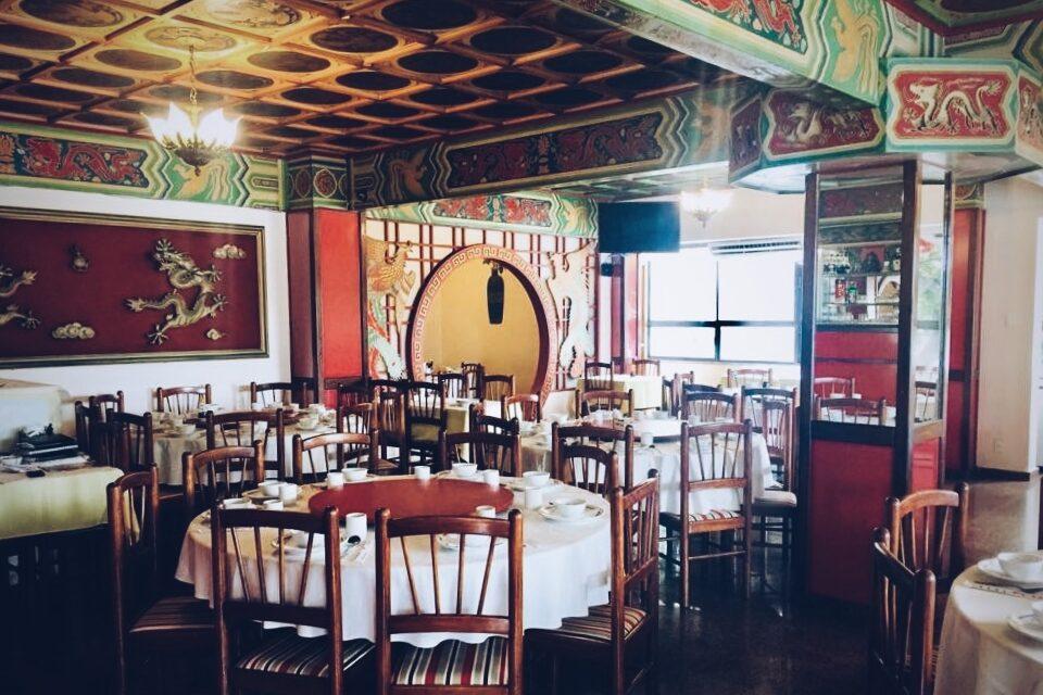 Chon Kou - restaurante chinês no Rio de Janeiro