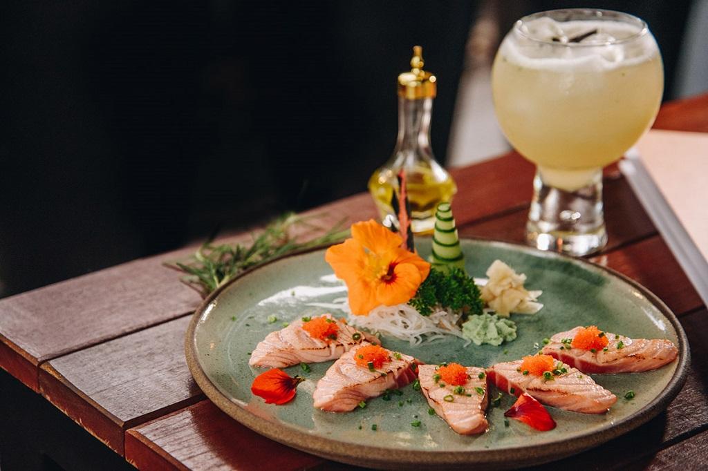 Nuu Nikkei une a gastronomia japonesa e peruana