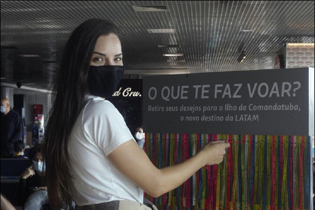 Latam voa para Comandatuba e chega a 45 destinos no Brasil