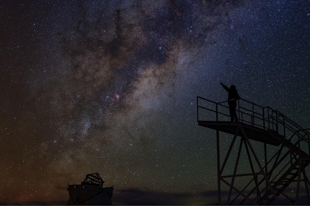 Programe um novo turismo no Chile: astroturismo