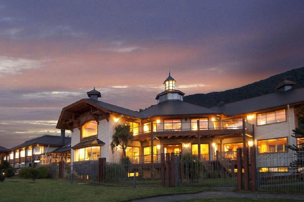 Hotel Loberías del Sur, na Patagônia chilena