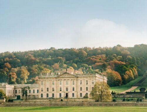 7 palácios com jardins espetaculares na Grã-Bretanha