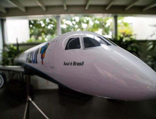 Azul quer operar em vinte aeroportos do Paraná
